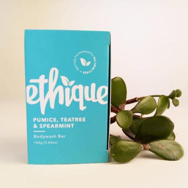 Ethique Pumice & Spearmint Bodywash Body Ethique