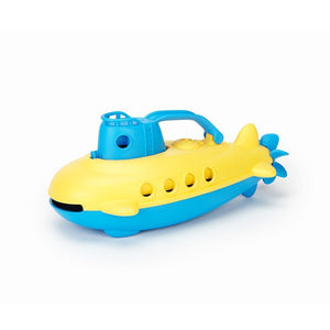 Green Toys - Submarine - Yellow Cabin General Green Toys