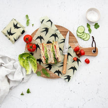 Load image into Gallery viewer, Nil Vegan Organic Food Wraps General Munch bird