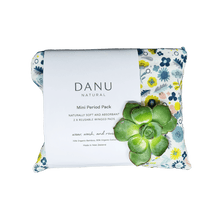 Load image into Gallery viewer, DANU reusable period pads DANU NATURAL Mini Period Pack