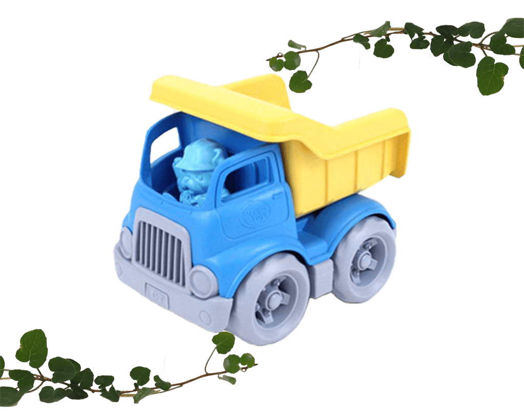 Green Toys - Construction Crew General Green Toys Green Toy - Dumper