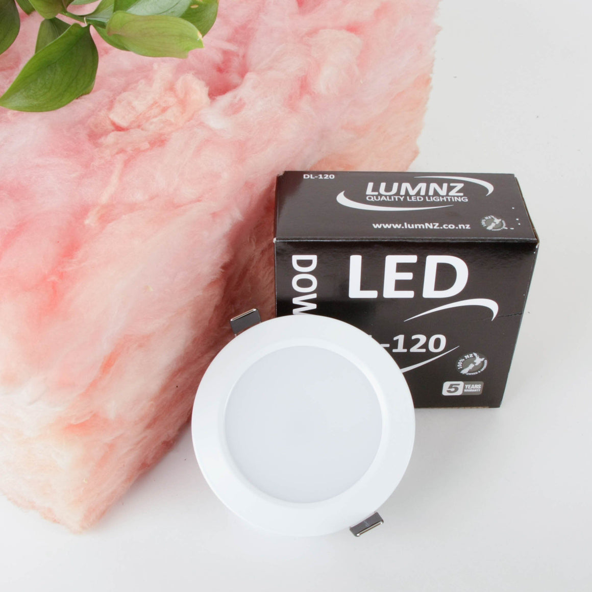 LED Dimmable Downlight - LumNZ