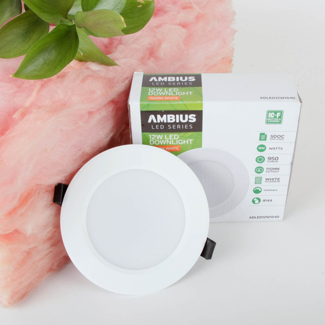LED Dimmable Downlight - Ambius Lighting Ambius