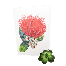 Load image into Gallery viewer, ECLO ART cards General Eclo Art 1 pohutukawa flower