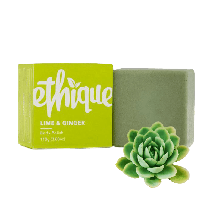 Ethique Lime & Ginger - Body Polish Body Ethique