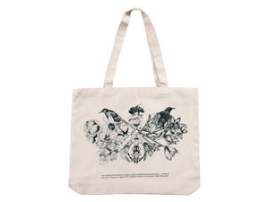 Paper Rain Project Hemp Tote Bag Body Paper Rain Project Flora