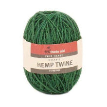 Load image into Gallery viewer, Trade Aid Hemp Twine (various) General Trade Aid