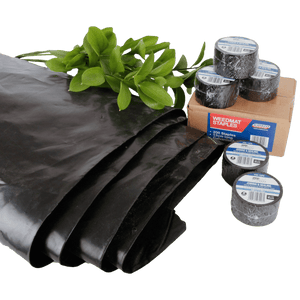 Ground Vapour Barrier DIY Kit insulation Sustainability Trust