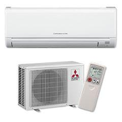 Mitsubishi Classic GE Air Conditioner Heat Pump