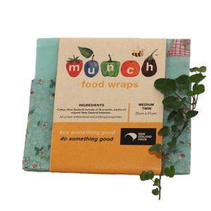 Munch Beeswax Cloth Wrap General Munch Medium