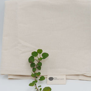 The Native Loom Organic Cotton Fabric Bag (Large - 35 x 45 cm) Green Living The Native Loom