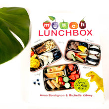 Load image into Gallery viewer, Munch Lunchbox Cookbook General Munch