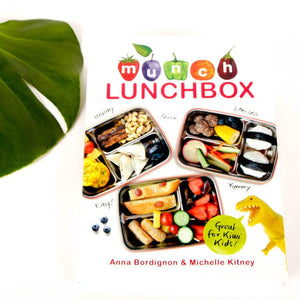 Munch Lunchbox Cookbook General Munch