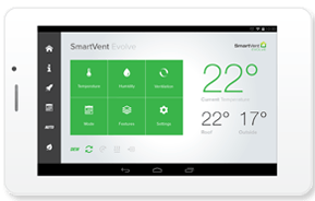 SmartVent Synergy Home Ventilation System General SmartVent