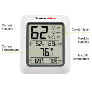 Hygrometer General Thermopro