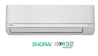 Toshiba Shorai Heat Pump