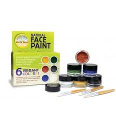 Natural Face painting 6 colours Body ECO Warehouse