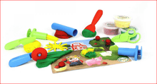 Load image into Gallery viewer, Green Toys - Tool Essentials Dough Set General Green Toys