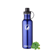 Load image into Gallery viewer, ECO Tanka Stainless Steel Drink Bottles General ECOtanka Sports Tanka 800 ml - Blue