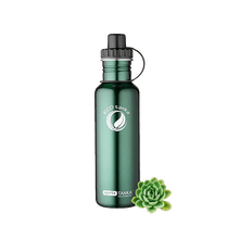 Load image into Gallery viewer, ECO Tanka Stainless Steel Drink Bottles General ECOtanka Sports Tanka 800 ml - Green