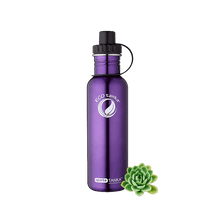 Load image into Gallery viewer, ECO Tanka Stainless Steel Drink Bottles General ECOtanka Sports Tanka 800 ml - Purple