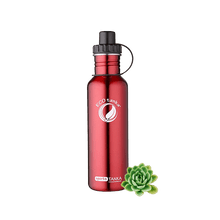 Load image into Gallery viewer, ECO Tanka Stainless Steel Drink Bottles General ECOtanka Sports Tanka 800 ml - Red