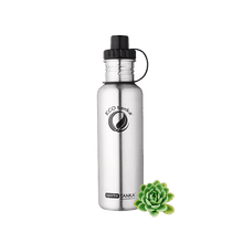Load image into Gallery viewer, ECO Tanka Stainless Steel Drink Bottles General ECOtanka Sports Tanka 800 ml - Silver