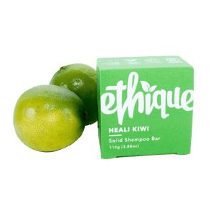 Ethique Heali Kiwi Shampoo Bar Body Ethique