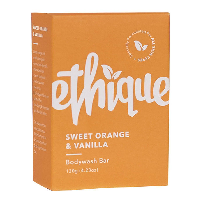 Ethique Sweet Orange & Vanilla Bodywash Body Ethique