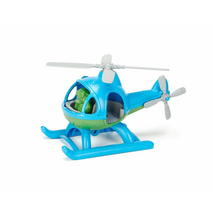 Green Toys - Helicopter - Blue General Green Toys