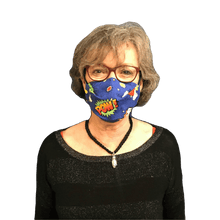 Load image into Gallery viewer, Reusable face mask General Clare Smith Medium