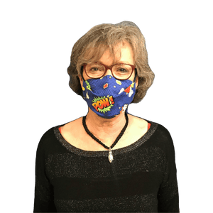 Reusable face mask General Clare Smith Medium