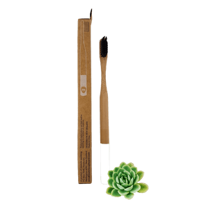 Munch Bamboo Adult Toothbrush Green Living Munch