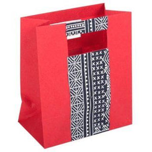 Trade Aid Gift Bag General Trade Aid Small Red