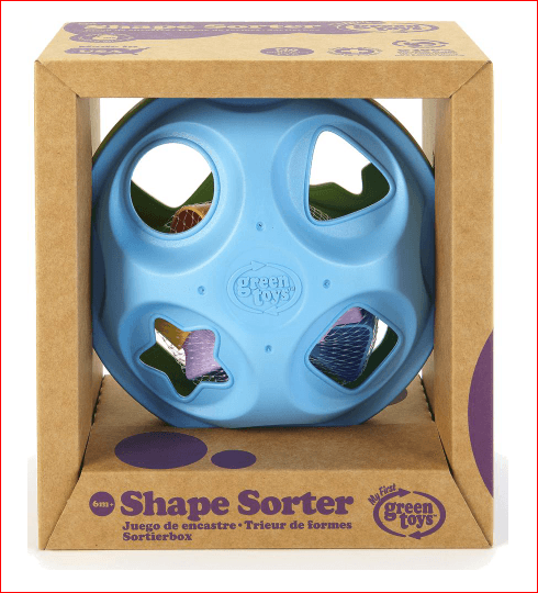 Green Toys - Shape Sorter General Green Toys