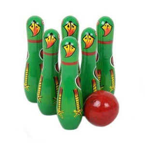 Trade Aid Parrot Skittle Set General Trade Aid
