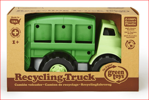 Green Toys - Recycling Truck General Green Toys