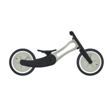 Load image into Gallery viewer, Wishbone Bike RE2 Green Living Whisbone Design Studio Grey & Black (Raw)