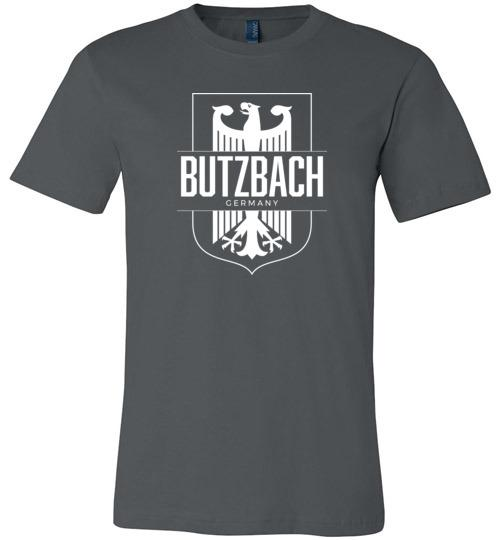 Butzbach, Germany - Men's/Unisex Lightweight Fitted T-Shirt-Wandering I Store