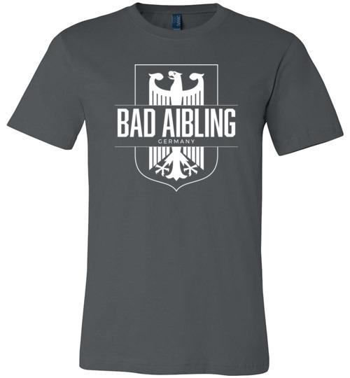 Bad Aibling, Germany - Men's/Unisex Lightweight Fitted T-Shirt-Wandering I Store