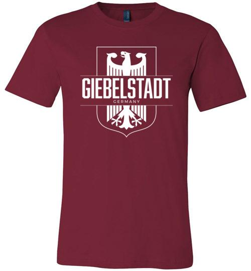 Giebelstadt, Germany - Men's/Unisex Lightweight Fitted T-Shirt-Wandering I Store