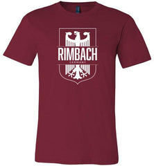 Rimbach, Germany - Men's/Unisex Lightweight Fitted T-Shirt-Wandering I Store