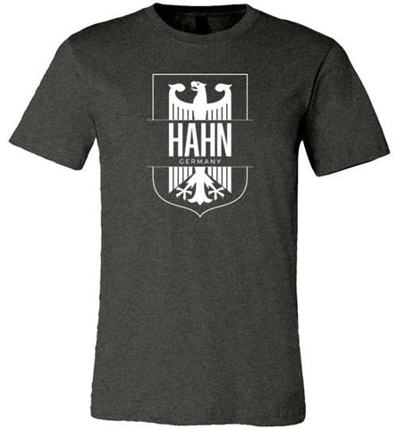 Hahn, Germany - Men's/Unisex Lightweight Fitted T-Shirt-Wandering I Store