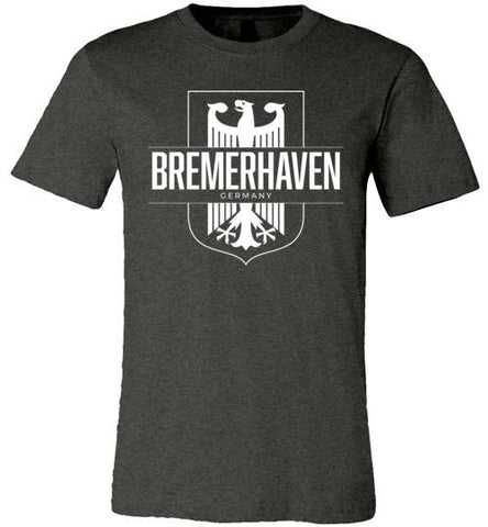 Bremerhaven, Germany - Men's/Unisex Lightweight Fitted T-Shirt-Wandering I Store