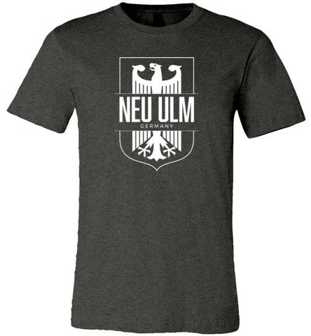 Neu Ulm, Germany - Men's/Unisex Lightweight Fitted T-Shirt-Wandering I Store