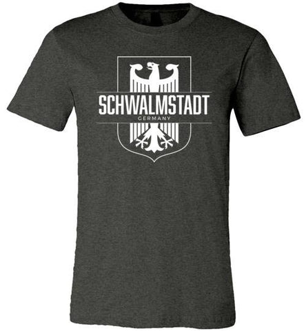 Schwalmstadt, Germany - Men's/Unisex Lightweight Fitted T-Shirt-Wandering I Store