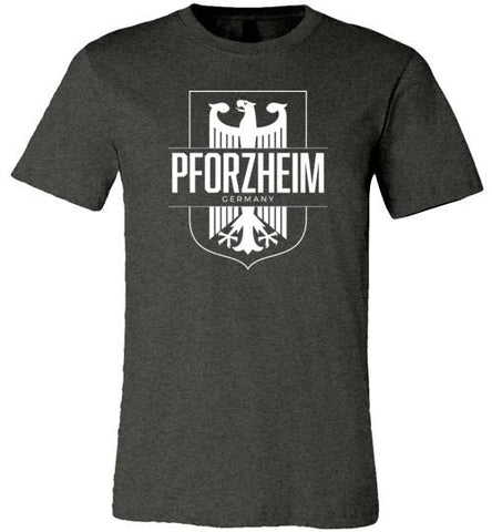 Pforzheim, Germany - Men's/Unisex Lightweight Fitted T-Shirt-Wandering I Store