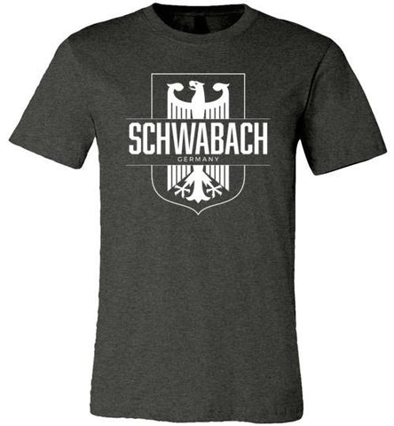 Schwabach, Germany - Men's/Unisex Lightweight Fitted T-Shirt-Wandering I Store