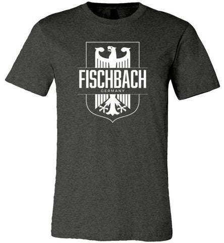 Fischbach, Germany - Men's/Unisex Lightweight Fitted T-Shirt-Wandering I Store