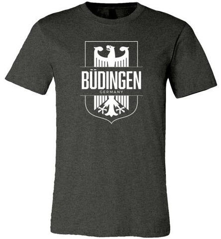 Budingen, Germany - Men's/Unisex Lightweight Fitted T-Shirt-Wandering I Store